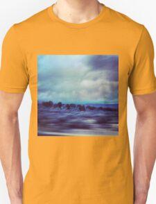New Mexico Highway at Dusk T-Shirt