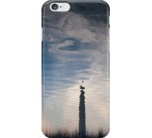 Washington Memorial upside down iPhone Case/Skin