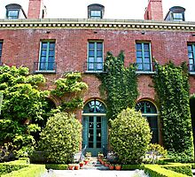 The Filoli House by Martha Sherman