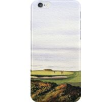 Torrey Pines South Golf Course Hole 3 iPhone Case/Skin