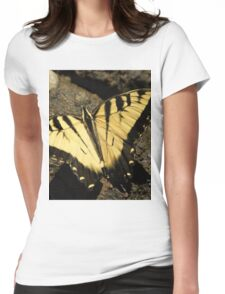 Butterfly the Vamp Slayer Womens Fitted T-Shirt