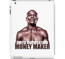 The Money Maker, Floyd Mayweather iPad Case/Skin
