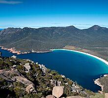 Wineglass Bay by Heath Watkins