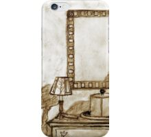 Hotel Wall Mirror iPhone Case/Skin