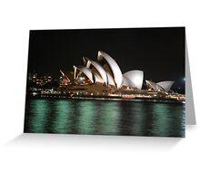 Sydney Opera House, Greeting Card