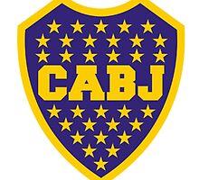 Boca Juniors by Enriic7