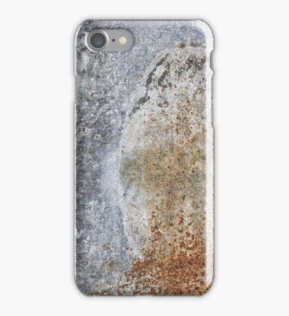 rust metal sheet  iPhone Case/Skin