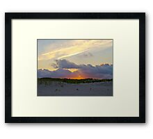 Smoke From a Distant Fire 2 Framed Print