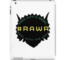 #RAWR iPad Case/Skin