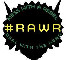 #RAWR by swilmer