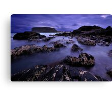The Stanley Nut from Kings Rocks Canvas Print