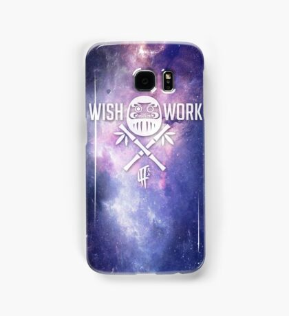 Wish and Work Galaxy Samsung Galaxy Case/Skin