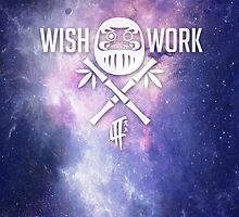 Wish and Work Galaxy by jrouye