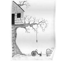 Treehøuse Hømes Poster