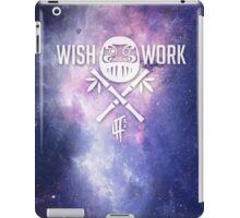 Wish and Work Galaxy iPad Case/Skin