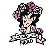 Consulting Nerd Photographic Print