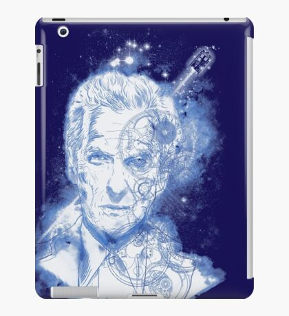 searching for gallifrey desperatly iPad Case/Skin