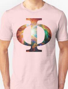 Heart of Omega | Uppercase Phi T-Shirt