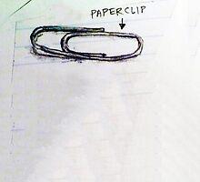 Paperclip by Artosaurus