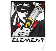 Samurai Element ! Poster