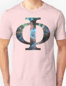 Tarantula Nebula | Uppercase Phi T-Shirt