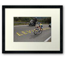 LEVI LEIPHEIMER Framed Print