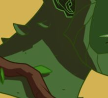 Moss Man Sticker