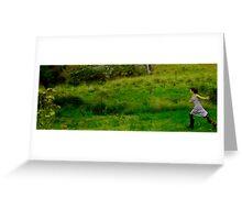 Run Away With Me Greeting Card