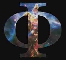 God's Domain [Carina Nebula] | Uppercase Phi by SirDouglasFresh
