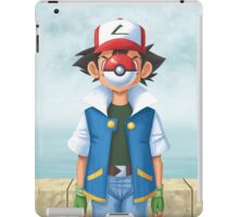 The Son of Pokemon iPad Case/Skin