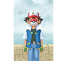 The Son of Pokemon Photographic Print