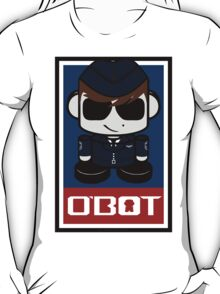 Aim High Air Force Hero'bot 2.1 T-Shirt