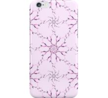 Spring morning in pale tones iPhone Case/Skin