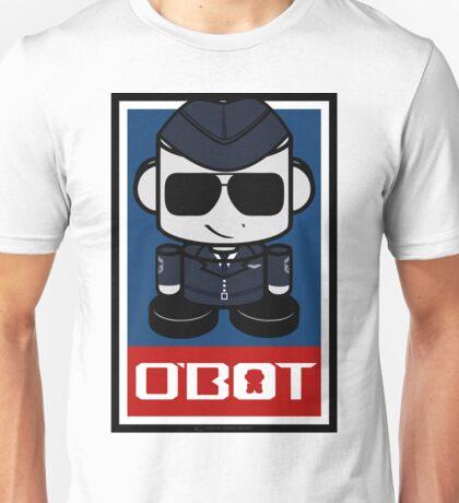 Aim High Air Force Hero'bot 1.1 Unisex T-Shirt