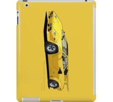 Lamborghini Countach 5000QV Oro Sahara (US spec) iPad Case/Skin