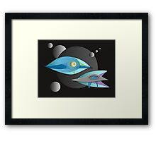 Aquon 43 Framed Print