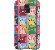 Warhol Pikachu Samsung Galaxy Case/Skin