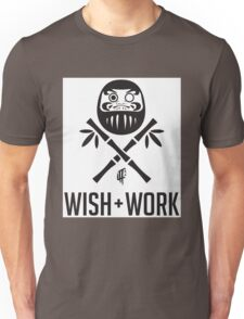Wish and Work Unisex T-Shirt