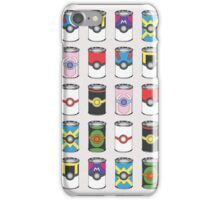 Soup Cans iPhone Case/Skin