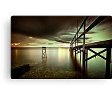 Misplaced My Ladder Canvas Print