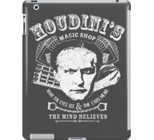 Houdini's Magic Shop (White) iPad Case/Skin