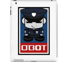 Police Hero'bot 1.1 iPad Case/Skin