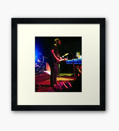 Manchester Orchestra Framed Print