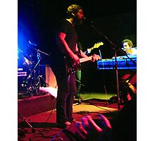 Manchester Orchestra Photographic Print