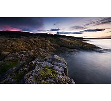 BLACKROCK POINT Photographic Print