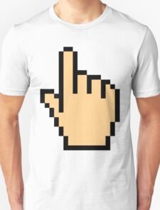 Pointer (Skin Coloured) T-Shirt