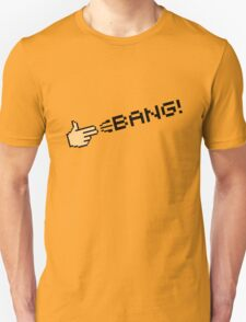 Pointer: Bang (Skin Coloured) T-Shirt