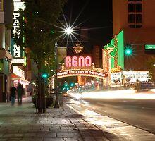 RENO by Steven Blewett