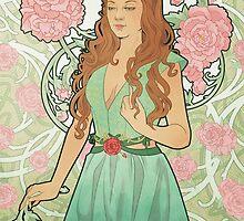 Rose Nouveau by Missy Pena
