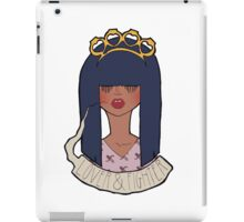 LOVER & FIGHTER iPad Case/Skin